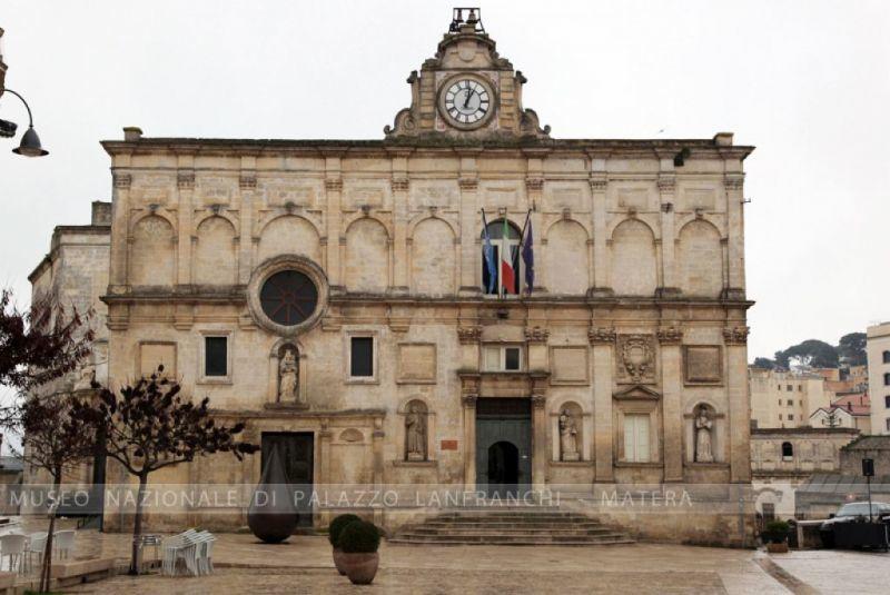 Cosa visito a Matera durante la pioggia? Palazzo Lanfranchi e la sua collezione d'arte!